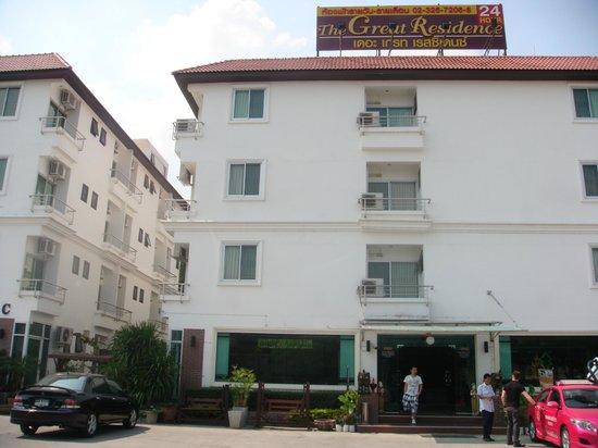 Great Residence Hotel : buildin
