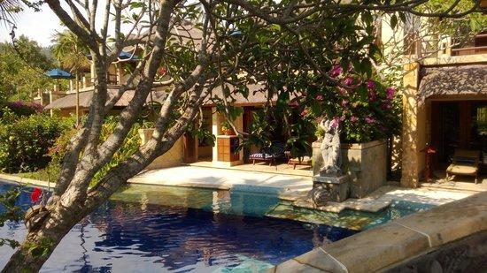 Pool Villa Club Senggigi Beach Lombok: our villa