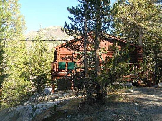 Tioga Pass Resort: cabin 9