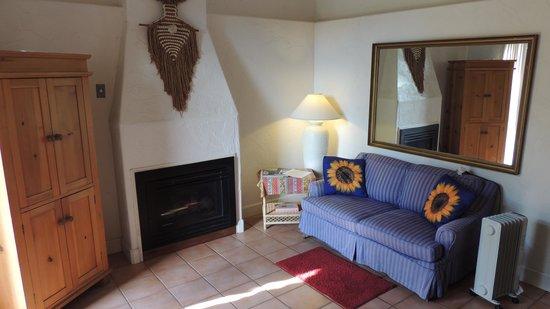 Arch Cape Inn & Retreat : Living area