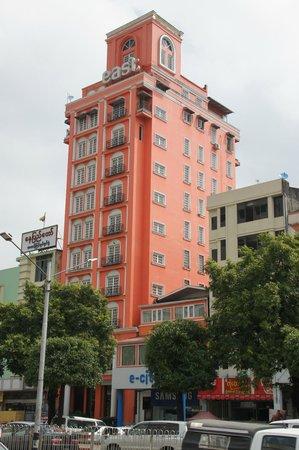 East Hotel : Hotel East Yangon