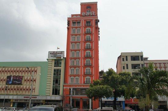 East Hotel: Hotel East Yangon
