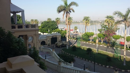 Sofitel Winter Palace Luxor: hotel taxi - airport please