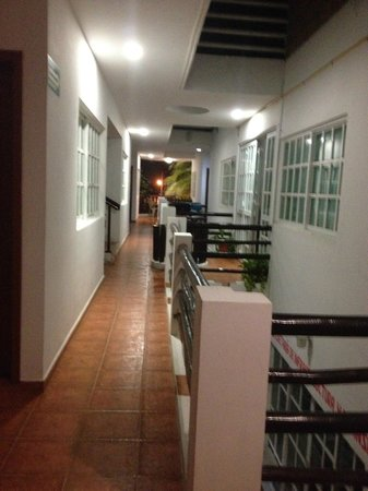 Hotel Xbulu-Ha: Beautiful second floor