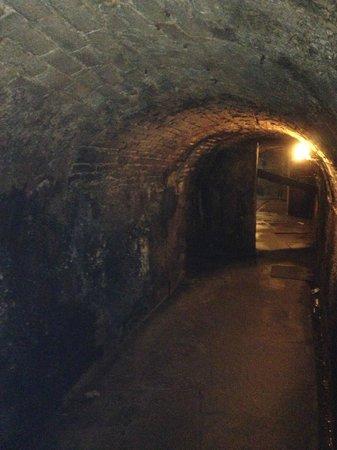 Cave historique des hospices civils de Strasbourg: Dont let go of mums hand