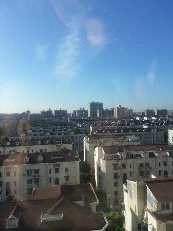 Dorsett Shanghai: view