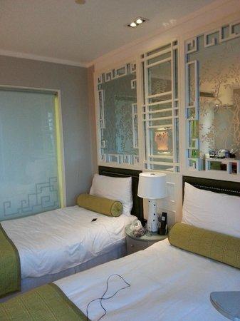 Dorsett Shanghai: room