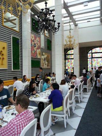 Dorsett Shanghai : breakfast
