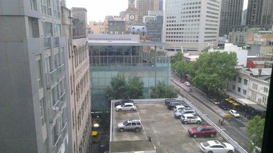Somerset on Elizabeth, Melbourne: View - Room 810