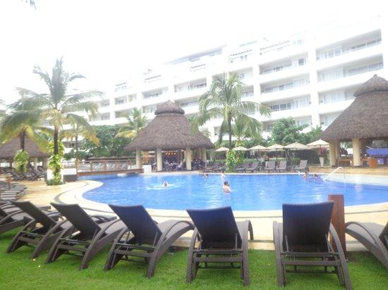 Marival Residences Luxury Resort: Lugar de relajacion.