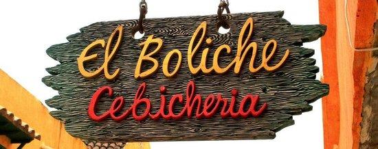 El Boliche Cebicheria
