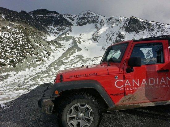 Canadian Wilderness Adventures: Great tour!