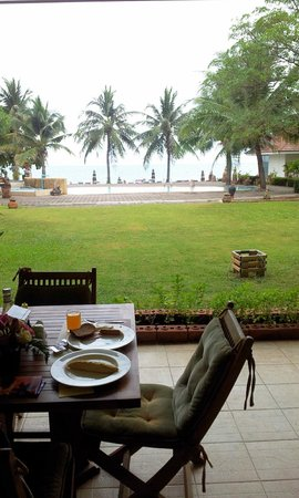 Rajapruek Samui Resort : breakfast