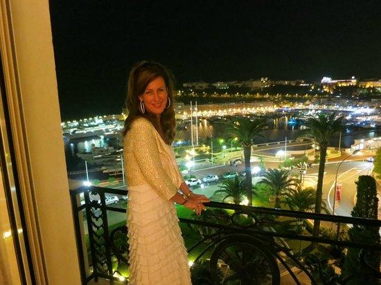 Hotel de Paris Monte-Carlo: Room View
