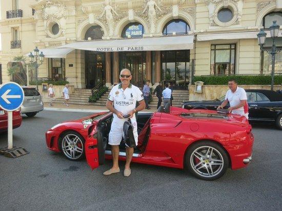 Hotel de Paris Monte-Carlo: Take a Drive