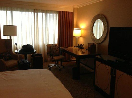 JW Marriott Atlanta Buckhead: study