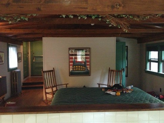 Lakeside Inn: Treetop Room