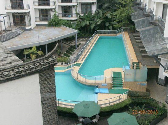 Tangrenjie Hotel: Swimming Pool