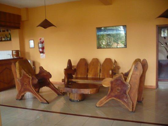 Hotel Carmen Iguazu: LOBBY