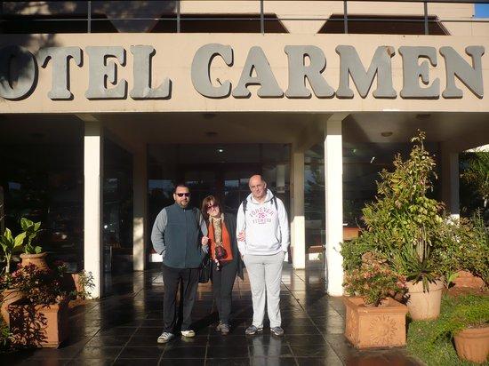 Hotel Carmen Iguazu: HOTEL CARMEN