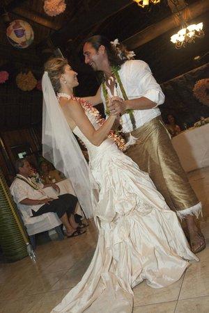 Le Lagoto Resort & Spa: First dance