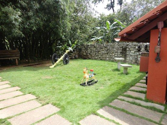 Thotadhahalli Home Stay : beautifull greenary