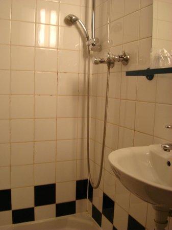 Hotel Amarys Simart : Shower unit