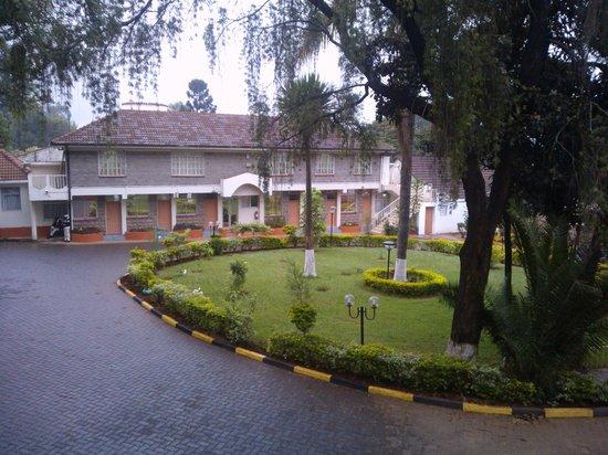 PrideInn Hotel Westlands: Hotel Area