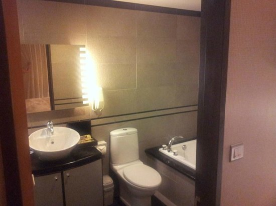 Beauty Hotels Taipei - Hsuanmei Boutique: bathroom2