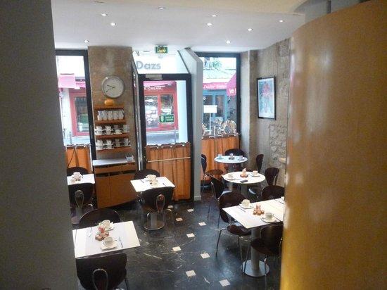 Hotel Albe Saint Michel: Breakfast room