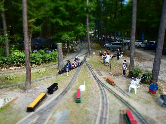 Hakuba Mini Train Park