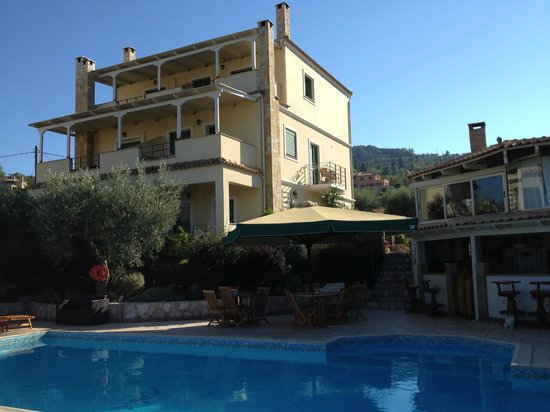 Anthemion Guesthouse: anthemion