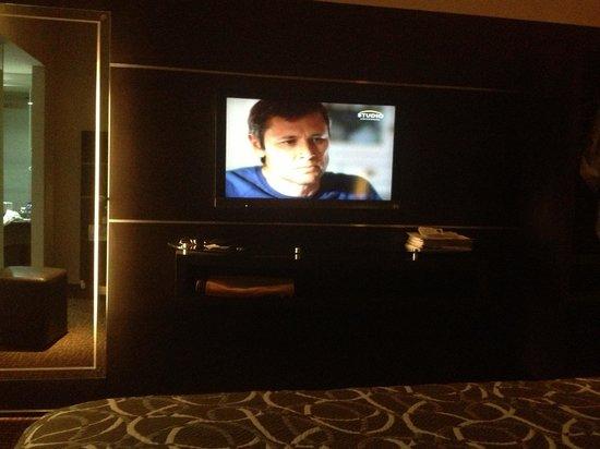 Exe Cities Reforma: flat screen TV