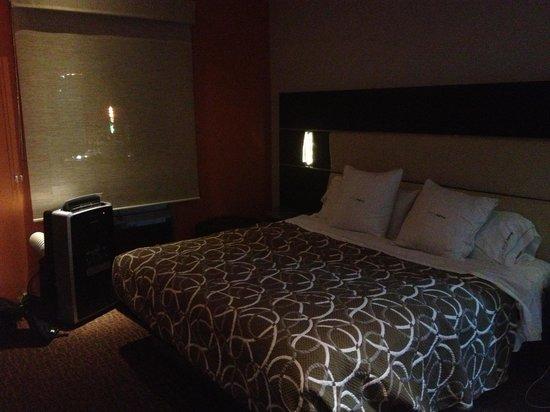 Exe Cities Reforma: hotel room