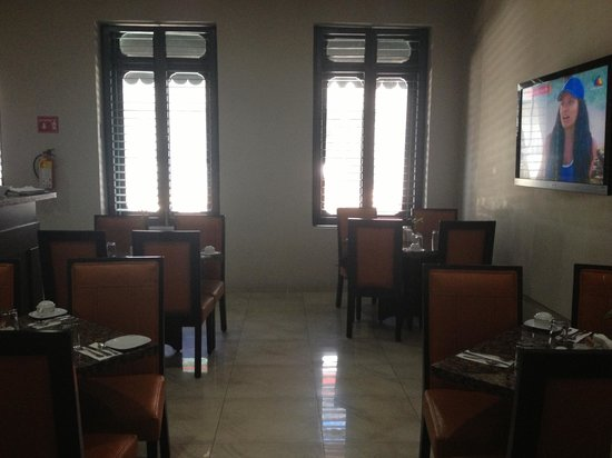 NY.T. Roma Hotel: set-menu-breakfast