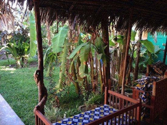 Casa do Gabriel: Giardino interno