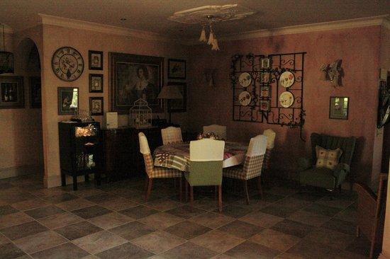 Albertines Beechworth: beautiful decor