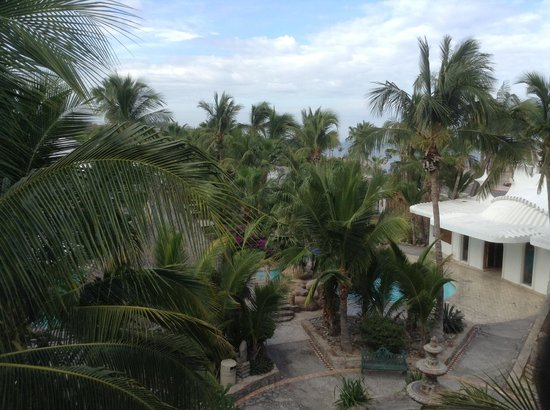 Club El Moro: View from our balcony