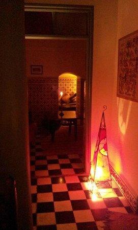 Hotel Les Matins Bleus: salon