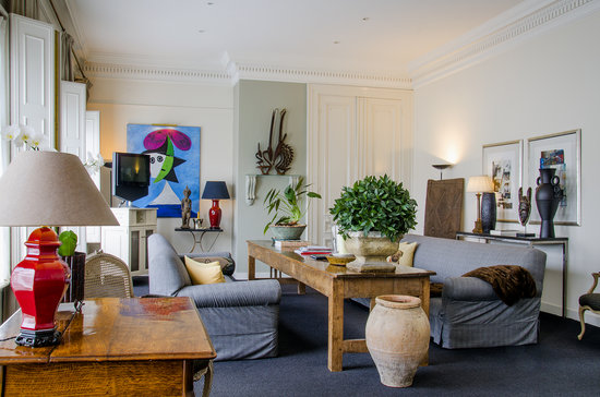 Hotel Seven one Seven: Picasso Suite