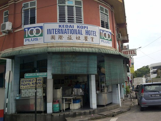 Yes Hotel : the kopitiam to buy famous and delicious Nasi Kandar