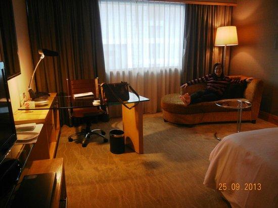 The Westin Grande Sukhumvit: Inside room