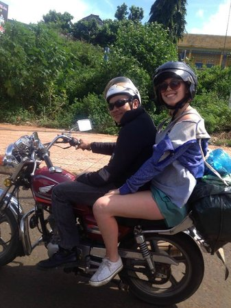 Reunion Hostel: on the esay rider tour
