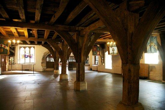 Merchant Adventurers' Hall : The Undercroft