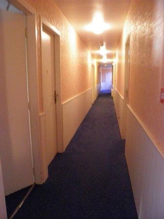 Domaine de Kerstinec Hotel & Restaurant: le couloir