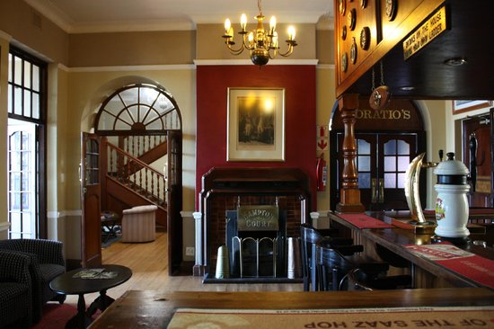 The Lord Nelson Inn: Emily's Den bar