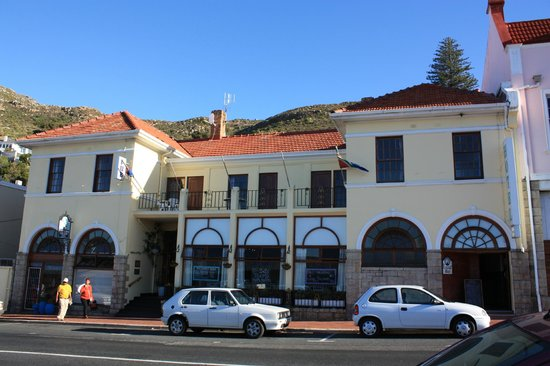 The Lord Nelson Inn, 58 St George's Street, Simons Town