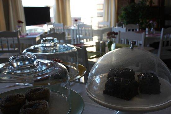 The Lord Nelson Inn - coffee shop