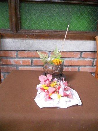 Ketut's Place: frangipani