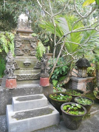 Ketut's Place: relax near the pool
